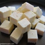 Paneer Recipe. How to make paneer at home. Indian cottage cheese recipe.