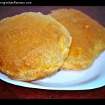Besan ki Poori Recipe in Hindi, Besan ki Puri Recipe, Gram Flour Poori Recipe, Indian Puri Recipe, Main Course Recipe.