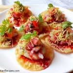 Papdi Chaat Recipe in Hindi, Papri Chaat Recipe, Quick Papdi Chaat, How to Make Papdi Chaat, Indian Fast Food Recipe, Indian Street Food Recipe.